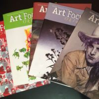 Art Focus Magazine OVAC