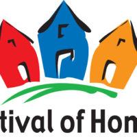 Festival of Homes Logo Norman