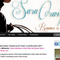 Sara Orwig website